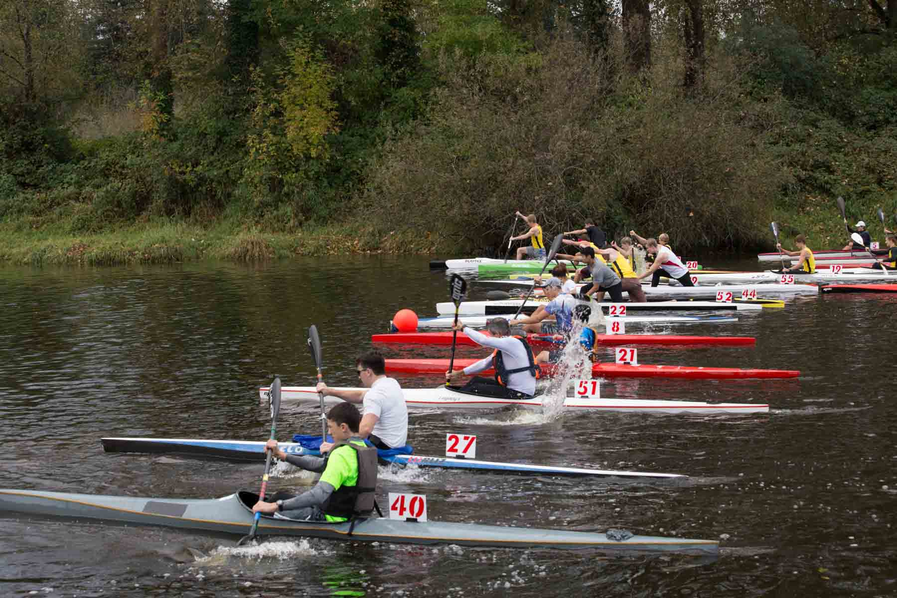 Kenmore Race 2014