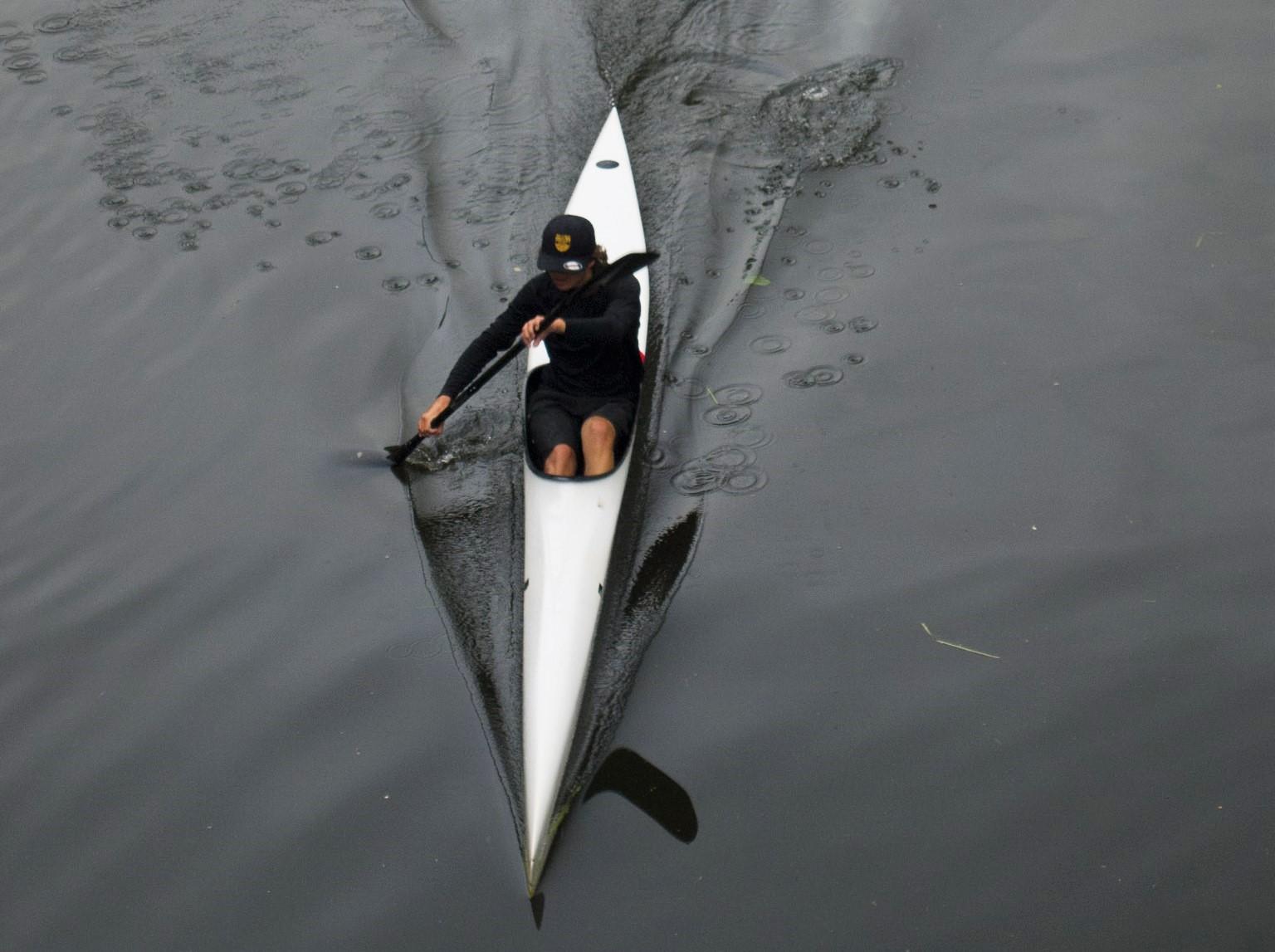 Sammamish River Sprint Kayak